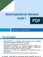 Investigacion de Mercado 1