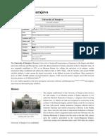 University of Sarajevo.pdf