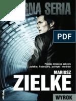 Zielke Mariusz - Wyrok._5fantastic.pl