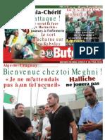 LE BUTEUR PDF du 11/08/2009
