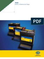 Baterias Hella Sistema de Funcionamiento y Carga