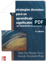 Estrategias Para Un Aprendizaje Significativo