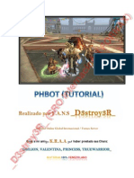 Tutorial Phbot _d3stroy3r_ Fornax Server