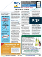 Pharmacy Daily for Thu 14 Nov 2013 - PBS documents tender, PDL reporting increases, Priceline survey success, DDS trials robots and much more