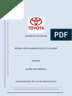 Proyecto Toyota