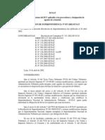 Agentes de Retencion (Resolucion)