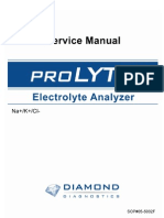 SOP05-5002F Service Manual Prolyte