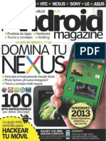 Android Magazine - Febrero 2013_By_Blade