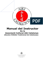 Manual Del Instructor Aikido