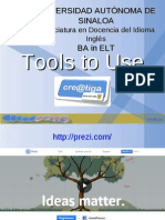 Tools to Use