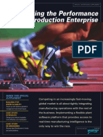 Accelerating the Performance of Your Production Enterprise - Managing Automation Suppleme