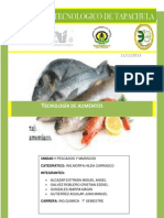 Unidad 1 Tecnologia de Alimentos