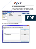 Correo Windows Mail
