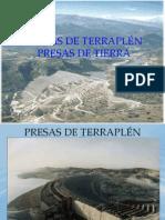 003 - Represas Presas de Terraplen
