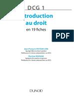 DCG 1 - Introduction au droit en 19 fiches.pdf