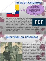 Guerrillas en Colombia