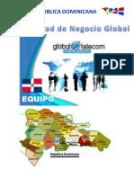 Global Telecom Connect Equipo Republica Dominicana - Presentacion Oportunidad de Negocio