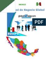 Global Telecom Connect Equipo Mexico - Presentacion Oportunidad de Negocio