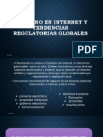 Gobierno en Internet y Tendencias
