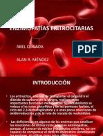 ENZIMOPATÍAS ERITROCITARIAS