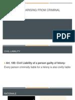 Civil Liability Arising from Criminal Liability.pptx