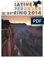 Creative Paperbacks Spring 2014