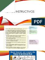 Textos instructivos 8