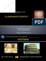 Clareamiento Dental Final