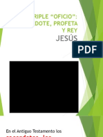 Triple Oficio Jesus