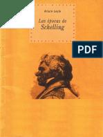 Arturo Leyte-Las Epocas de Schelling