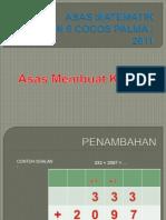 ASAS MATEMATIK Tahun 6 cocos palma 2011.pptx