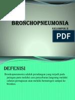 Bronchopneumonia Pp