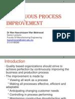 TQM_ Continuous Process Improvement