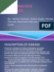 Parkinson's Disease.pptx
