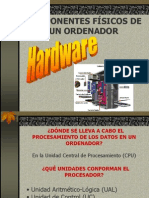 3. Componentes Fisicos de Un PC - Hardware