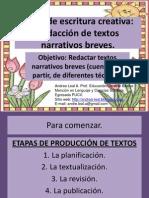 tallerdeescrituracreativa-120304134007-phpapp02