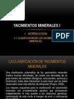 1_2_clasificacion de Los Yacimientos Minerales