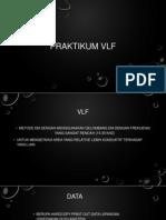 Praktikum VLF