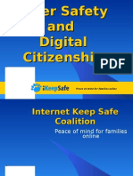 Cyber Safety and Digital Literacy Powerpoint 2009