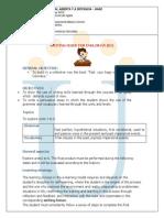 Writing Guide IV B2 Adj