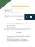 Postpartum Review Answers.doc