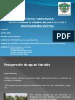 Proyecto Captacion de Aguas Pluviales