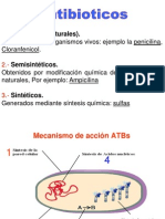 ANTIBIOTICOS RESUMIDO