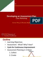 assessment plan finalusc temp