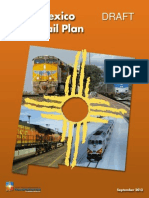 New Mexico State Rail Plan draft