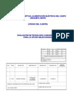 Evaluacion de Tecnologias de Subestaciones GIS vs Convensional