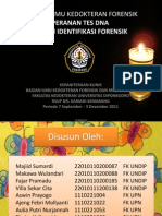 REFERAT ANALISA DNA ILMU KEDOKTERAN FORENSIK.ppt