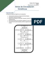 Algoritmos de Encriptación Simétricos