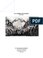 Les Origines Du Nazisme