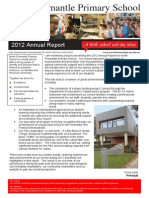 2012 Annual Report - North Fremantle Primary School.pdf